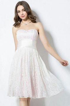 Kleider rosa kurz