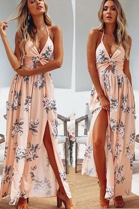 lange kleider sommer 2020
