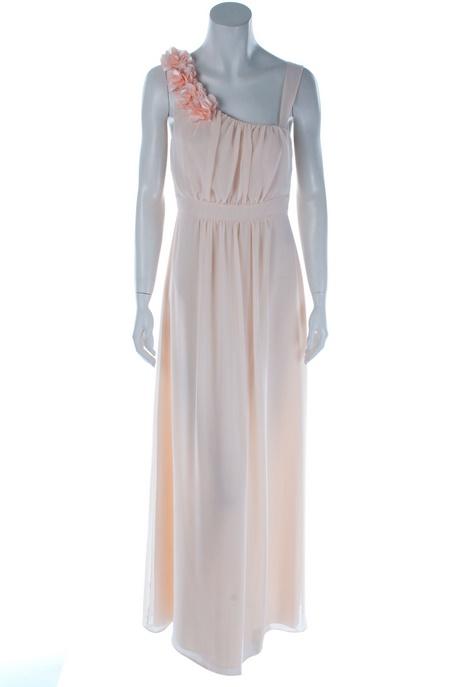 Abendkleider lang pastell