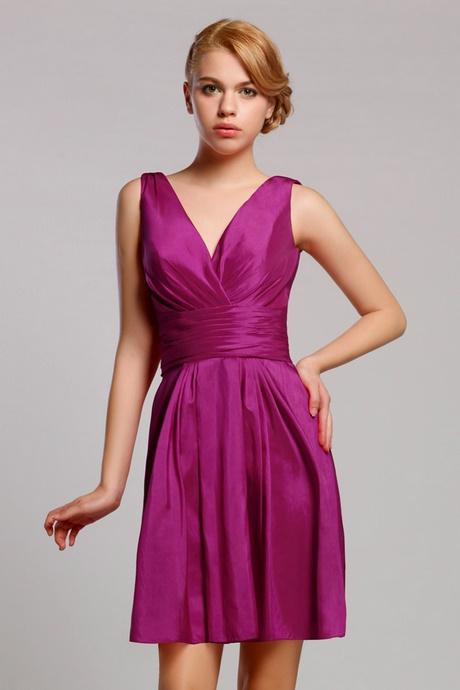 Brautjungfernkleider violett