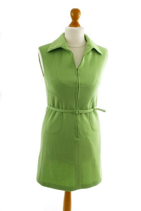 Abendkleid apfelgrün