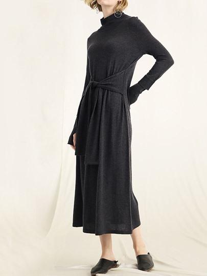 Winterkleid damen langarm