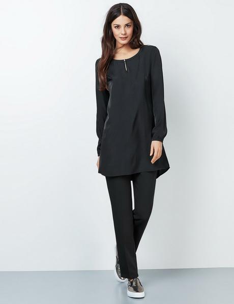 elegante tunika gro e gr en. Black Bedroom Furniture Sets. Home Design Ideas