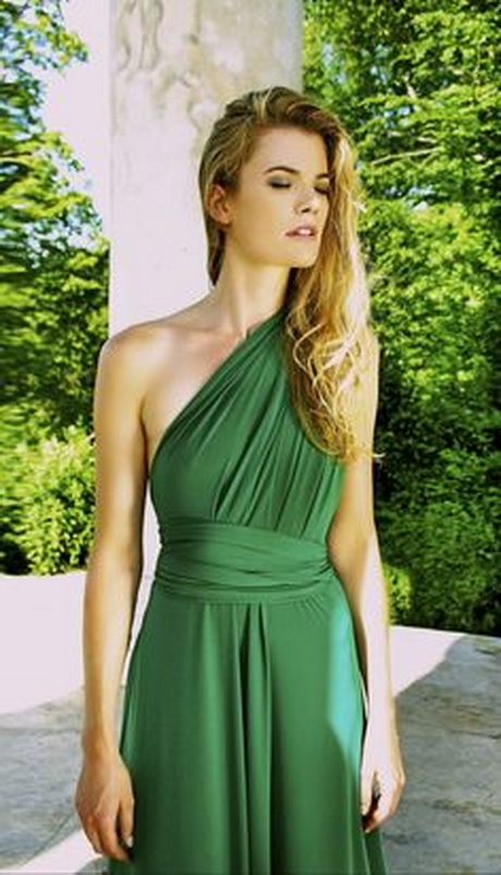 Grüne lange kleider Handy