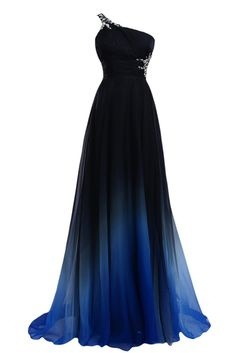 abschlusskleider dunkelblau