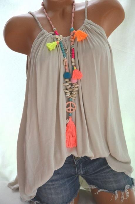 Blusen hippie style - Hippie bluse damen ...