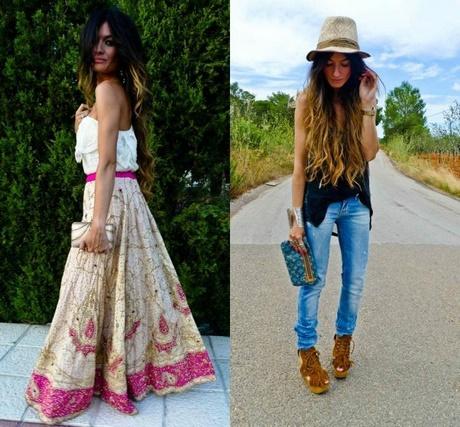 Mode Hippie Style