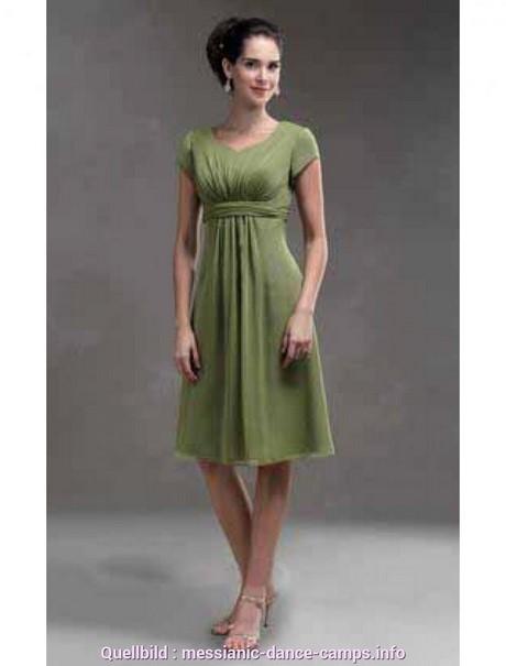 Damen kleid festlich knielang