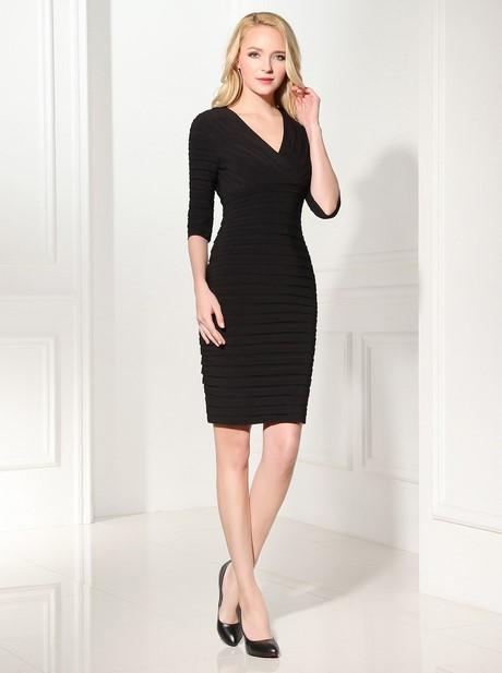 Kleid schwarz cocktail