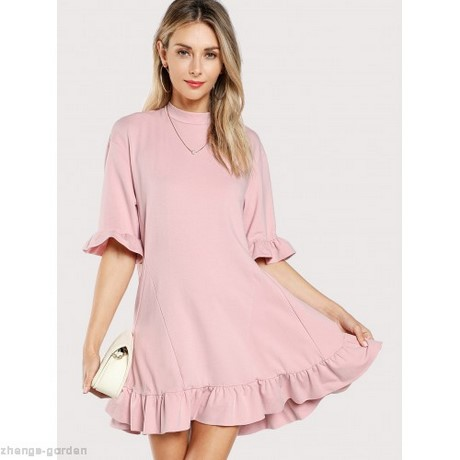 pastell kleider kurz
