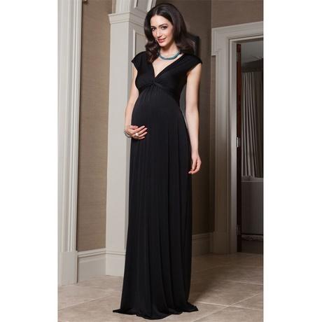 abendkleider lang schwanger