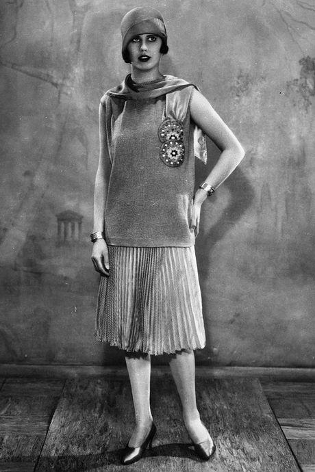 1920 frauen mode