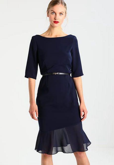 Festliches kleid dunkelblau