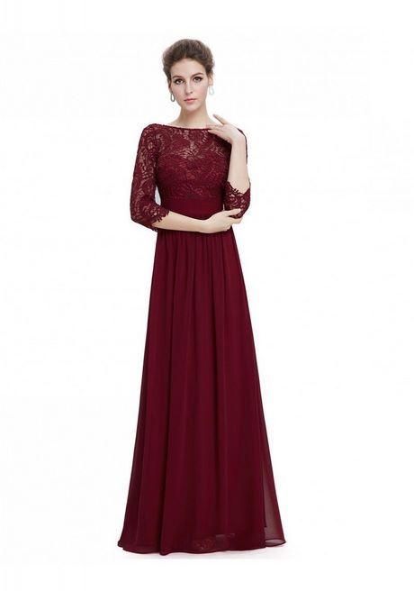 Kleid lang abendkleid