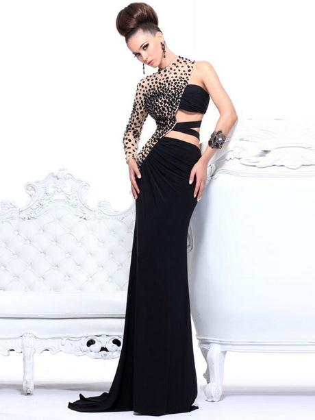 Kleid lang schwarz rückenfrei