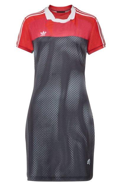 Kleid schwarz mittellang