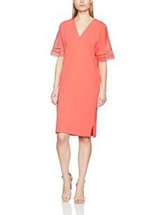 Kleid rot glitzer