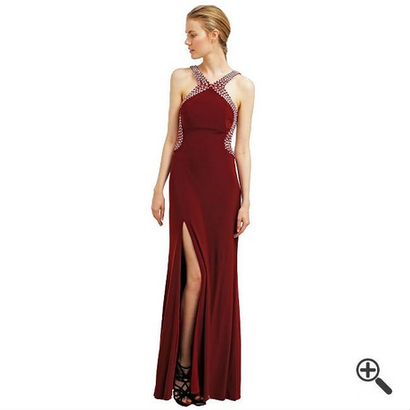 Rotes paillettenkleid lang for Rotes abendkleid lang