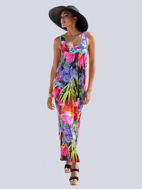 Sommerkleider Mit Kurzem Arm