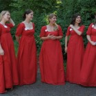 Bridesmaid kleider