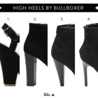 Bullboxer high heels