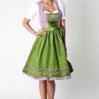 Dirndl grün