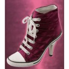 High heel chucks