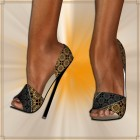 High heels extreme