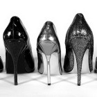 High heels fashion