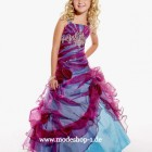 Kinder abendkleid