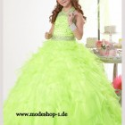Kinder ballkleid
