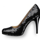 Pailletten pumps