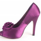 Pumps lila