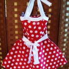 Rockabilly kleid kind