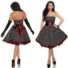 Rockabilly pin up kleid