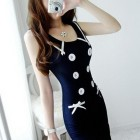 Rockabilly sailor kleid