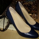 Stewardess pumps
