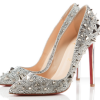 Strass pumps