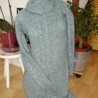 Strickkleid grobmaschig