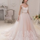 Brautkleid rose