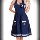 Rockabilly matrosenkleid