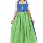 Dirndl lang traditionell