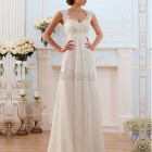 Brautkleid empire stil