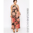 Plus size maxikleid