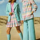 Retro fashion 70er