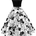 Rockabilly ballkleid
